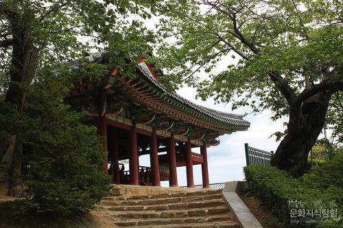 강릉 관동팔경 제일강산 경포대