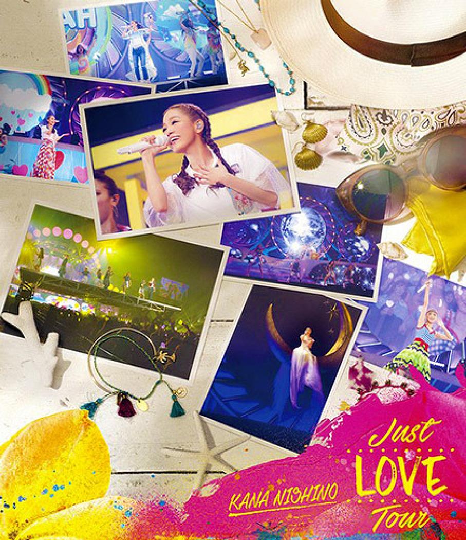 [170412] Kana Nishino - Just LOVE Tour