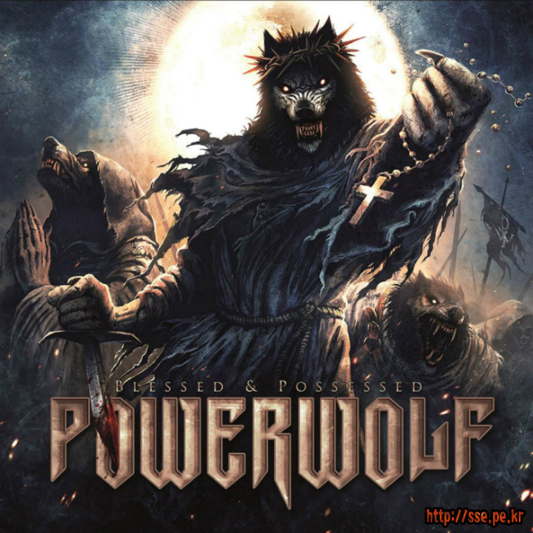 Powerwolf - Live At Masters Of Rock