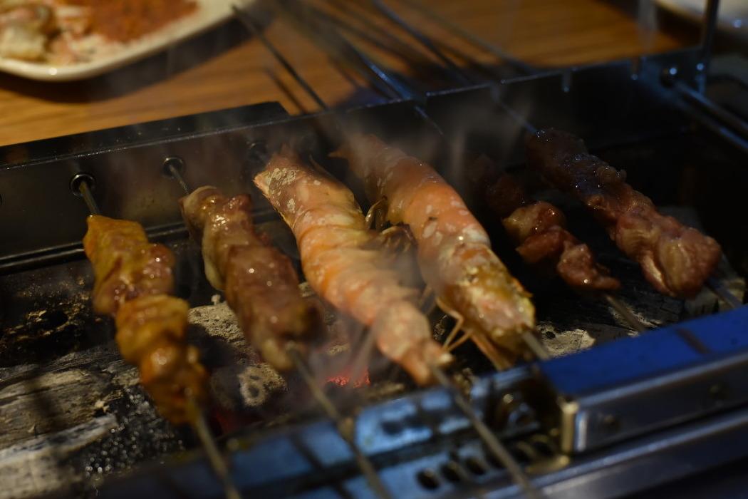 성수동 양꼬치 용짜장 & 양꼬치