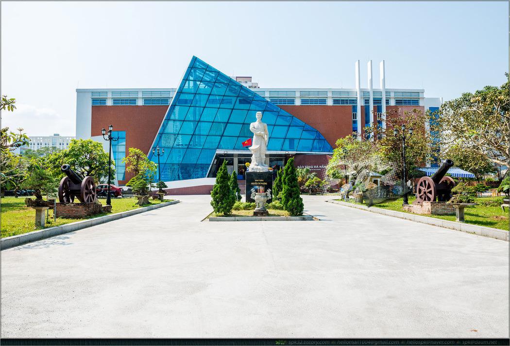 베트남 다낭 (6) - 다낭박물관