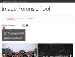 이미지 위변조 여부 식별하기 MMC Image Forensic Tool