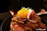 일본 유명 로스트비프 덮밥, 스테이크 덮밥 레드락 Red Rock 고베 본점