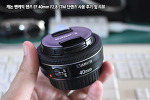 캐논 팬케익 렌즈 EF 40mm F2.8 STM 단렌즈 사용 후기 및 리뷰