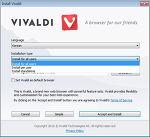 비발디(Vivaldi) 웹브라우저
