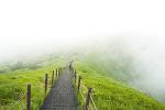 사진으로 보는 소백산 산행후기_천동탐방지원센터-비로봉-국망봉-상월봉-늦은맥이재-을전코스 14Km 7시간 30분