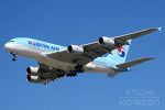 [RKSI/ICN] Korean Air A380-861 HL7611