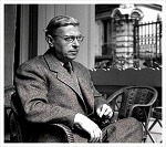 사르트르, 프랑스 대표적인 실존주의 사상가, 노벨문학상을 거부하다.