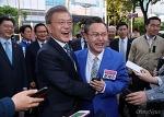 문재인 김민교의 만남에 주목하는 이유
