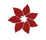 이주의 무료 도안 열대 식물 포인세티아 :: 실루엣 코리아 카메오 3 포트레이트 큐리오 자이론 레터링 커팅기