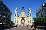 헝가리여행- 부다페스트 성 이슈트반 대성당, 영웅광장