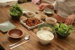 한국-프랑스 커플밥상_푸근한 집밥