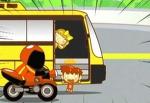 보행안전지침보다 안전운행지침이 중요하다