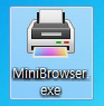Mini Browser (빠른 숨김 브라우저)
