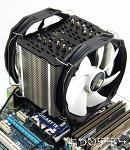 [포르까 리뷰]Thermalright Macho Rev.B 포함 타워형(U Type) CPU cooler 67종 쿨링 성능 비교