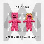 Marshmello & Anne-Marie - FRIENDS 듣기/뮤비/가사/해석