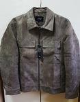 남자 가을 자켓 추천 [스파오] 남자 스웨이드 자켓 & 사이즈 및 색상 교환 안내