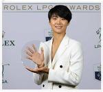 박성현 프로 2017 LPGA 신인상, 상금왕, 올해의 선 수상