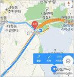 다음지도 길 찾기 길찾기 어플 카카오맵 안드로이드 앱 대중교통 이용 방법