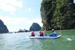 태국 푸켓여행-팡아만 제임스본드섬