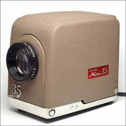minolta projector mini 35