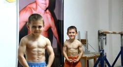 """세계에서 가장 강한 어린이 기네스 """"Giuliano"""" 졸리아노"""