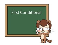 가정법(2) - First Conditional