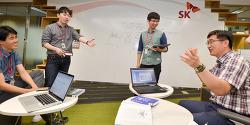 SK(주) C&C, 조직∙직급 경계를 넘어 ICT 기술 공유 및 사업 발굴 '테크 콜라보 랩(Tech Collabo Lab)' 시행