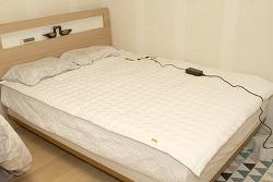 라디언스 라디샤인 매트 접히는 침대 전기장판