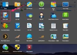 시놀로지 215j 하드디스크 저장소 관리자 기능으로 디스크 관리하는 방법 !!
