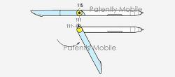 갤럭시노트 S펜 거치대 특허