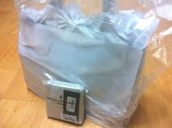 폴스부띠끄 메이지백 누드백이랑 지갑 왔어요ㅎㅎ