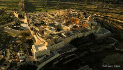 몰타의 중심 임디나(Mdina)