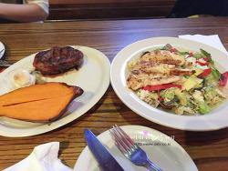 괌 맛집, 론스타 스테이크 맛있는 메뉴들