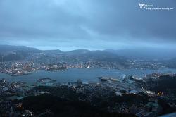 나가사키 야경을 한눈에 ::이나사야마 전망대(稲佐山展望臺)