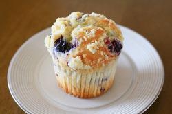 블루베리 머핀 (Blueberry Muffin)
