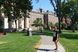 로드아일랜드(Rhode Island) 주의 프로비던스(Providence)에 있는 브라운 대학교(Brown University)