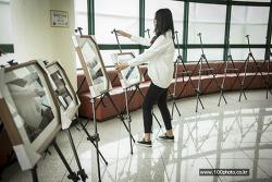 <우리들 학교>, 탈북학생들의 전시회와 효콘서트. by 포토테라피스트 백승휴
