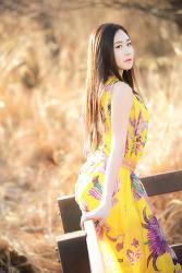 드레스가 잘 어울리는 그녀 MODEL: 은하영 (9-PICS)