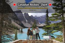 캐나다 록키 (Canadian Rockies) 여행 - Day4 (2015.07.28)