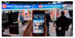 실시간 스트리밍 동영상 서비스 ' 생방송 마케팅' 창구로 각광