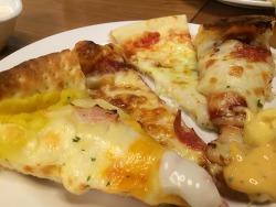 [홍대] 최고의 먹방 피자부페! 피자몰 홍대점
