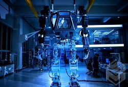 [과학] 남자의 로망 2족 보행 대형로봇, 우리나라에도 있다?