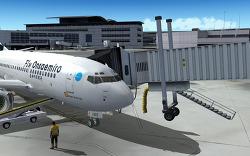 Fly Onsaemiro, B737-700, 샌프란시스코-라스베가스 OS011편