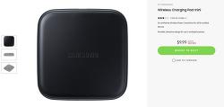 [Samsung.com/us] Samsung Wireless Charging Pad mini EP-PA510 ($9.99/0)