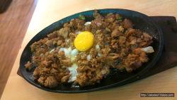 필리핀 현지회사에서 점심시간때 먹는 음식들