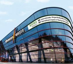 브라이언송, 보청기 최신기술 동향을 위한 2015 유럽청각학회(EUHA, European Union of Hearing Aid Acousticians)에 참석합니다.
