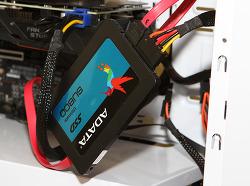 ADATA SU800 256GB 3D NAND SSD 성능 벤치마크