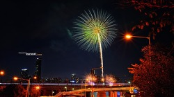 20초로 보는 2016 불꽃축제 Seoul International Fireworks Festival