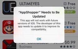 iOS 10.3 Beta : 32Bit 앱 실행불가 예고